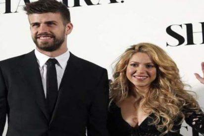 Shakira gana en un mes casi lo mismo que Piqué en todo el año, jugando con el Barça