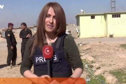 Muere la reportera de guerra Shifa Gardi durante un ataque contra el Estado Islámico en Mosul