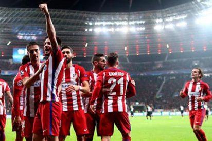 Sólo la Champions motiva (de verdad) al Atlético: Así goleó y ganó en Leverkusen