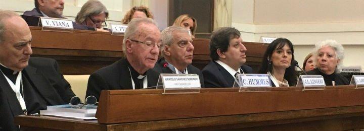 """La Santa Sede apuesta por """"el acceso universal al agua"""""""