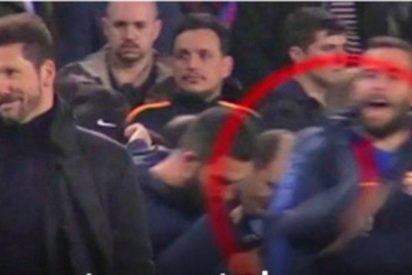 El atraco arbitral al Atleti en la semifinal de Copa del Rey arrasa y da un récord de 5.3 millones a Gol-TV