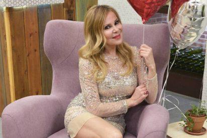 """Ana Obregón: """"¿Quién lleva 40 años en televisión? El secreto de mi éxito es marcharme en el momento justo"""""""