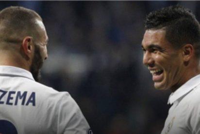 El Real Madrid se impone a 'tiros' al Nápoles (3-1): golazos de Benzema, Kroos y Casemiro