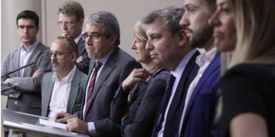 """Francesc Homs: """"Admito todos los hechos que usted me incrimina señor juez e incluso podría añadir más"""""""
