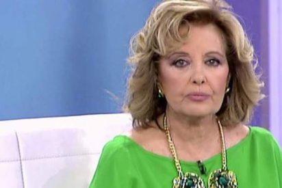 """María Teresa Campos desvela su secreto: """"Seguí sufriendo mareos y no os lo dije"""""""