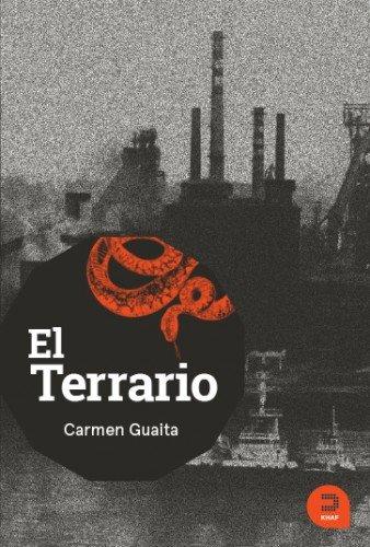 """Presentación de """"El terrario"""", segunda novela de Carmen Guaita"""