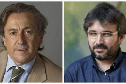 """Hermann Tertsch, sin pelos en la lengua contra Jordi Évole: """"Es uno de los peores y más viles manipuladores en los medios"""""""