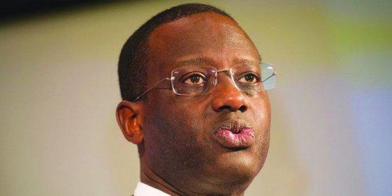 Tidjane Thiam: Credit Suisse pierde 2.285 millones en 2016 y eliminará 5.500 empleos en 2017