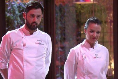 "Eva, la primera expulsada de ""Top Chef"""