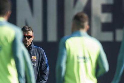 Top Secret: El 'golpe de Estado' del vestuario del Barça ante Luis Enrique