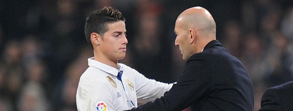 Top Secret: Los jugadores que ponen verde a Zidane a sus espaldas