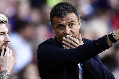 Top secret: Luis Enrique le tiene pánico a Messi en el Barça