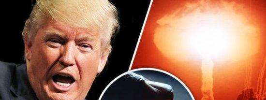 """El explosivo Trump quiere ampliar el arsenal nuclear de EEUU para que sea """"el mejor de todos"""""""