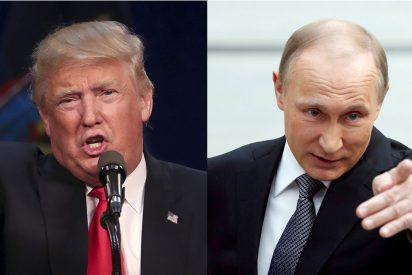 """""""Contradictorio"""": La prensa de Rusia pierde el entusiasmo que tenía con Donald Trump"""