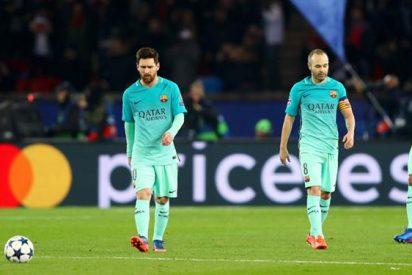 Un mensaje con trampa: Lo que realmente dicen en el Barça sobre la remontada