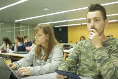 Crean una 'app' pensada para alumnos con sordera, baja visión o dislexia