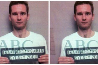 La imagen que presagió el futuro penal de Iñaki Urdangarin