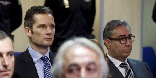 Urdangarin y Torres vuelven a Palma para saber si acaban con sus huesos en la cárcel