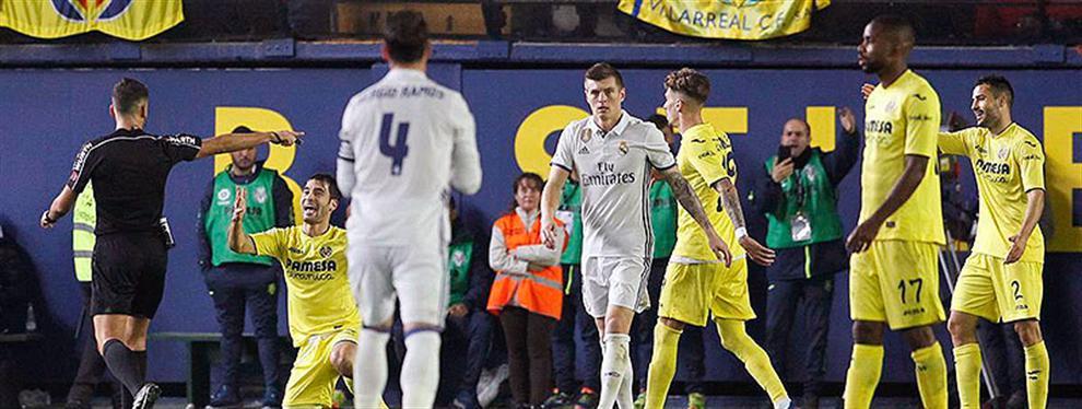 Villarreal deja varios 'tocados' en el Madrid (y negocios para Florentino Pérez)