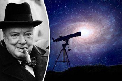 El increíble e inédito ensayo de Winston Churchill sobre la vida extraterrestre