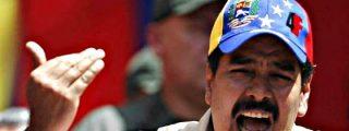 Así dejan a Maduro con el culo al aire los perversos cámaras de su 'traicionera' VTV