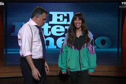 """Cabreo monumental de los vallecanos con Cristina Pedroche por su última gracieta: """"Así irás tú, choni!"""""""
