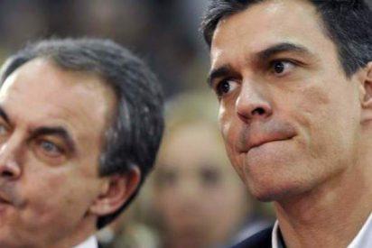 ¡Horror! Zapatero podría volver para liderar a un PSOE dividido en dos bandos