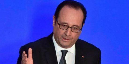 El gendarme patoso que dispara su arma durante un discurso de Hollande hiriendo a dos personas