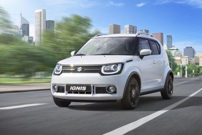 Suzuki Ignis, pequeño SUV con grandes capacidades