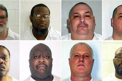 El Estado de Arkansas ejecutará a 8 presos en 10 días para que no caduquen las inyecciones letales que tiene en existencias