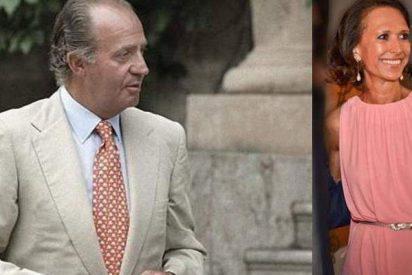 El día en el que el Rey Juan Carlos y Marta Gayá salieron juntos en el Telediario