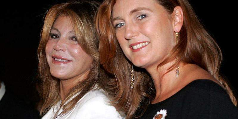 "Francesca Thyssen: ""Tita Cervera ha arruinado a nuestra familia y ahora va a arruinar a la suya"""