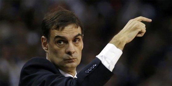 """Bartzokas: """"Ahora no tenemos el nivel necesario para esta Euroliga"""""""