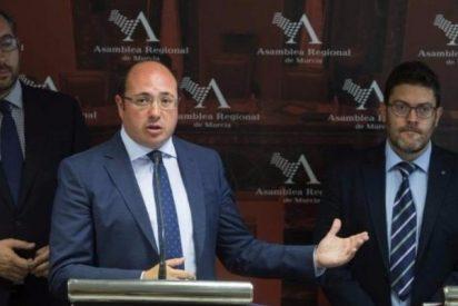 Ciudadanos amenaza con entregar Murcia al PSOE y a Podemos contra el voto de 237.000 murcianos