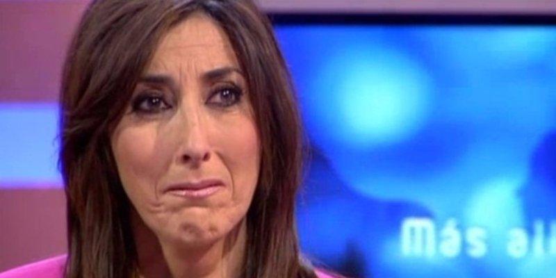 Una mosqueadísima Paz Padilla se busca las habichuelas fuera de Telecinco