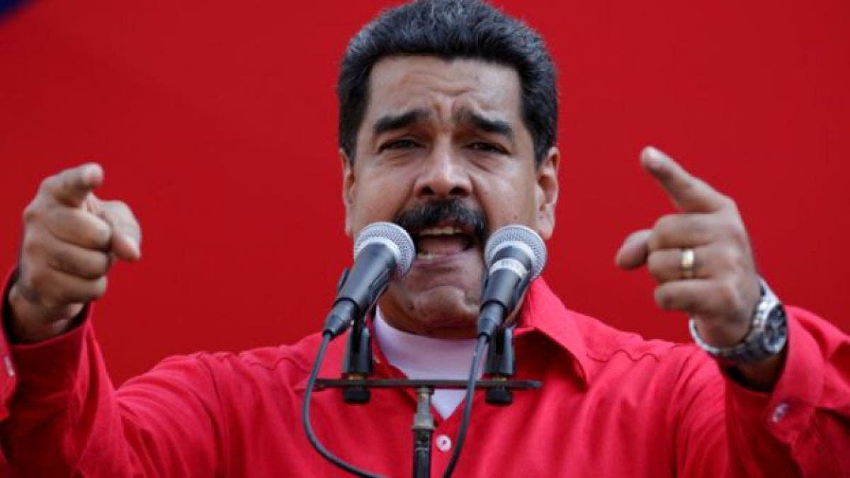 """Con esta bilis pone verdes a los diputados de la oposición un histérico Maduro: """"¡Cobardes, miserables!"""""""
