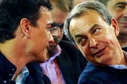 Zapatero fulmina a Pedro Sánchez en menos de un minuto de entrevista