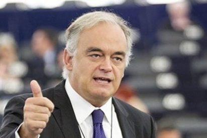 González Pons (PP) hace un discurso épico contra los ingleses y su Brexit en el Europarlamento
