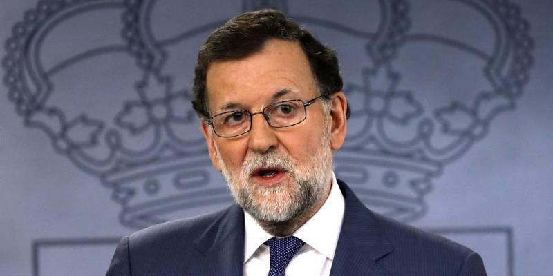 """Mariano Rajoy: """"España crecerá al menos un 2,5% este año 2017 pese al 'Brexit'"""""""