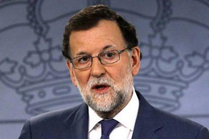 Mariano Rajoy: El Ibex 35 sube un 9,5% marzo de 2017, el mejor mes desde septiembre de 2013