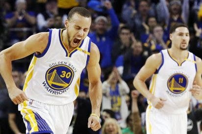 Los Warriors despiertan en el Madison tras dos derrotas seguidas