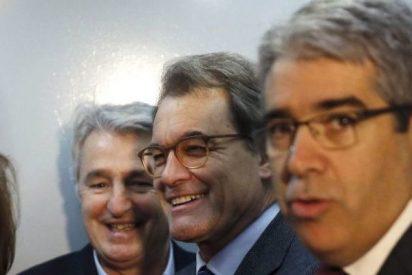 Lo del pelma Francesc Homs no es política, es delito