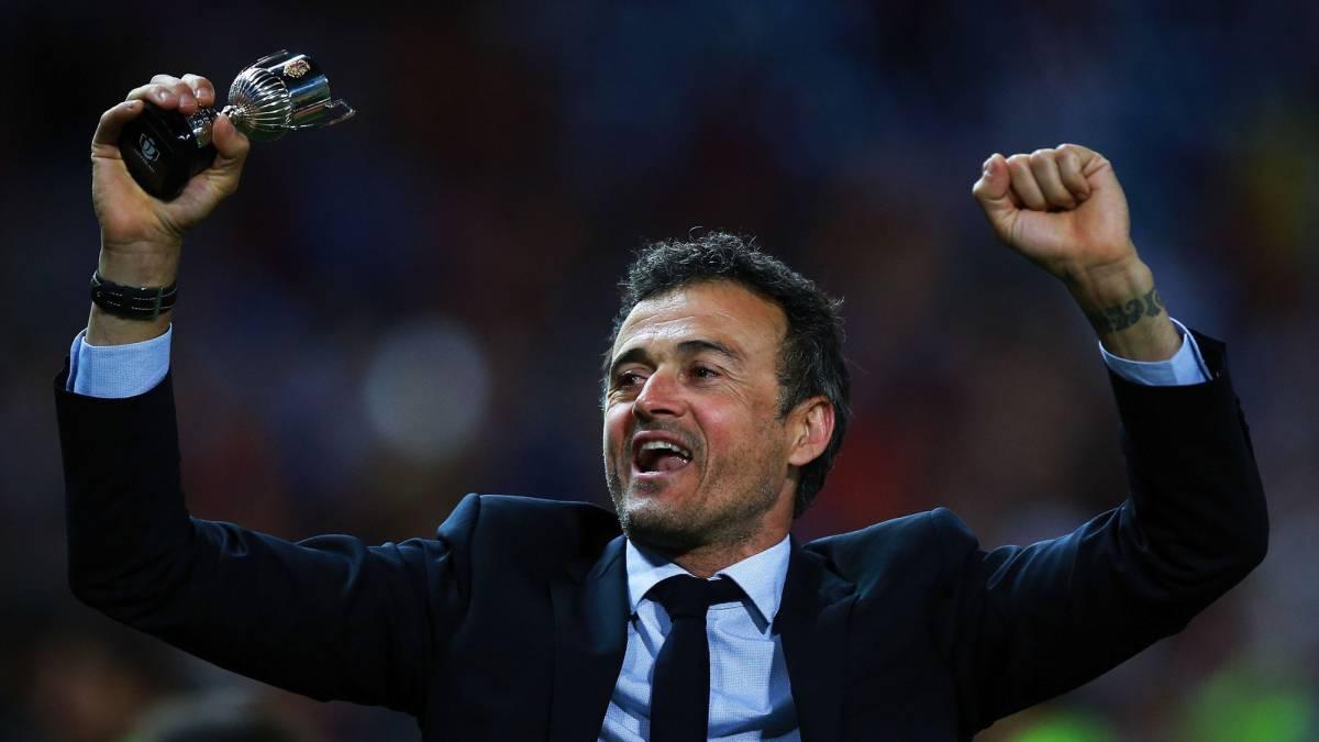 Luis Enrique, agotado como Guardiola, anuncia que dejará de ser entrenador del Barcelona