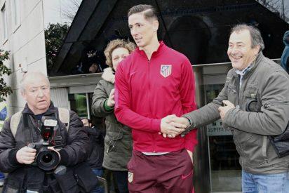 """El 'Niño' Torres, dado de alta: """"No recuerdo nada antes de la jugada"""""""
