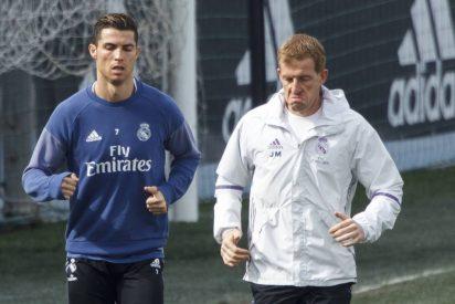 El Real Madrid de Zidane parece un hospital: Cristiano Ronaldo es baja en Eibar