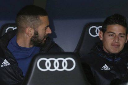 El Real Madrid va a Eibar sin Cristiano ni Bale, en un nuevo examen para Benzema, James y compañía