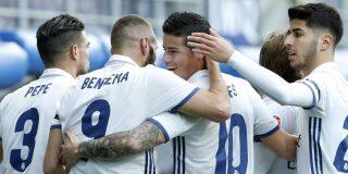¡Así, así gana el Madrid!: Eibar 1- Real Madrid 4