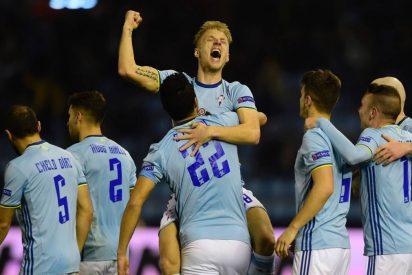 Beauvue da ventaja a los gallegos: Celta 2 - FC Krasnodar 1