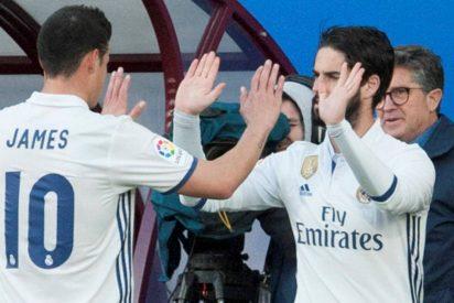 Ancelotti quiere quitarle James al Real Madrid para llevárselo al Bayern de Munich