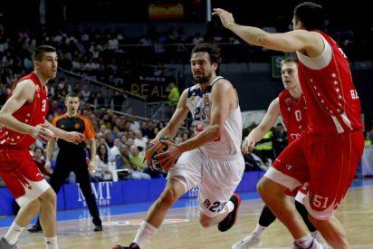 Doncic, Llull y sus amigos atroellas a los balcánicos: Real Madrid 98 - Estrella Roja 68